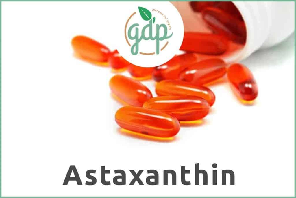 Astaxanthine