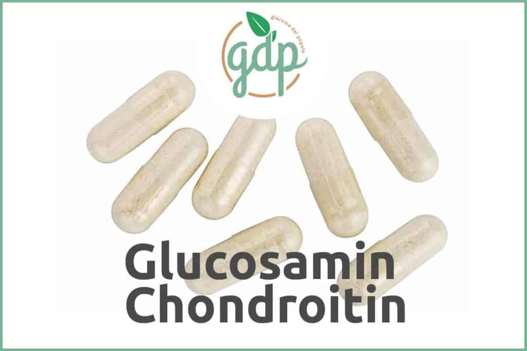 chondroïtine de glucosamine