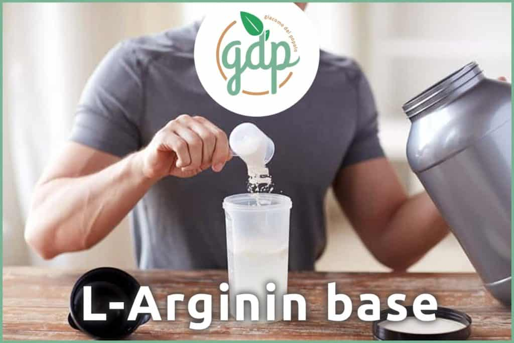 base l-arginine