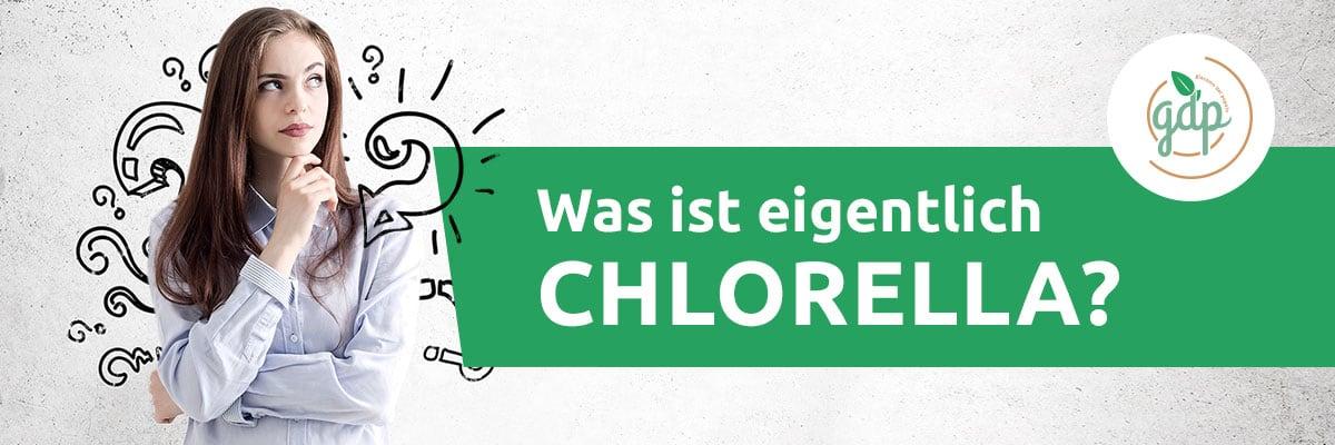 CHLORELLA 01 Was