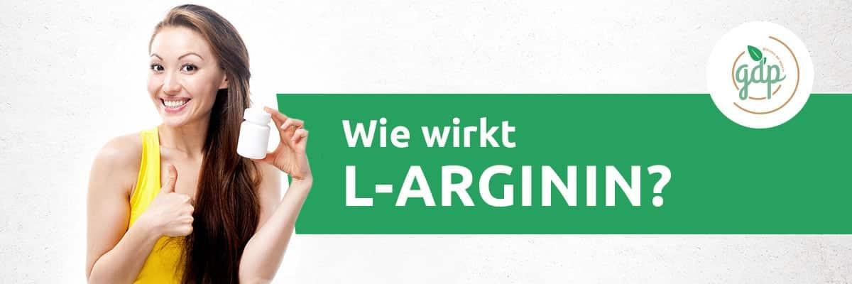L Arginin verlieren Gewicht