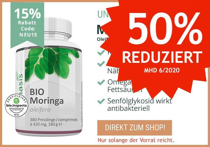 Bio Moringa kaufen