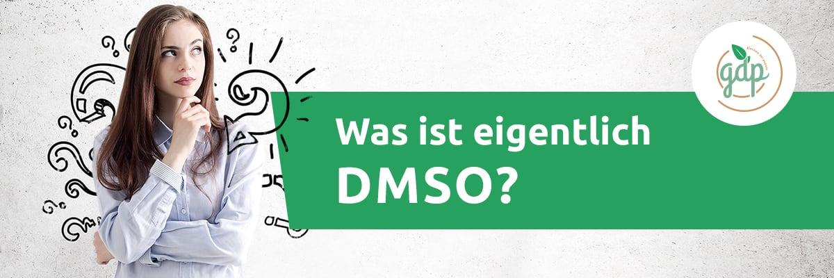 Qu'est-ce que DMSO