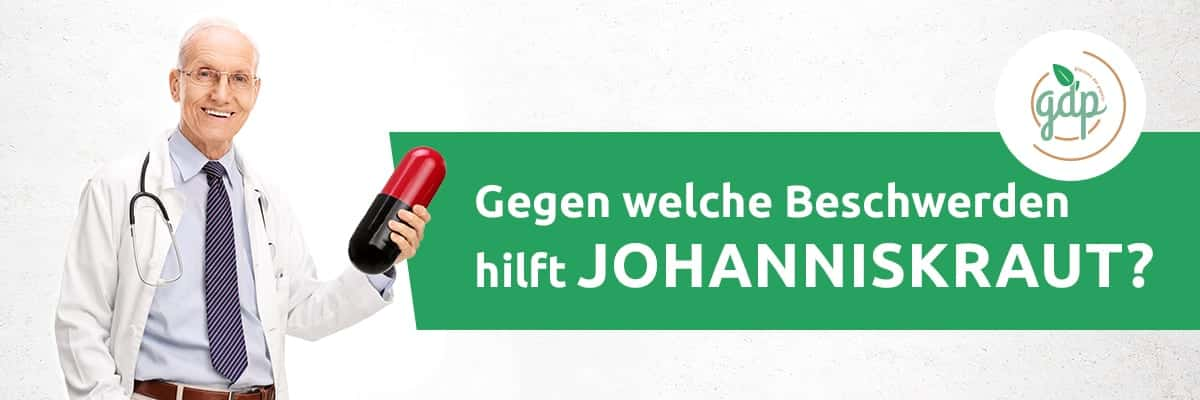 Hilft Johanniskraut