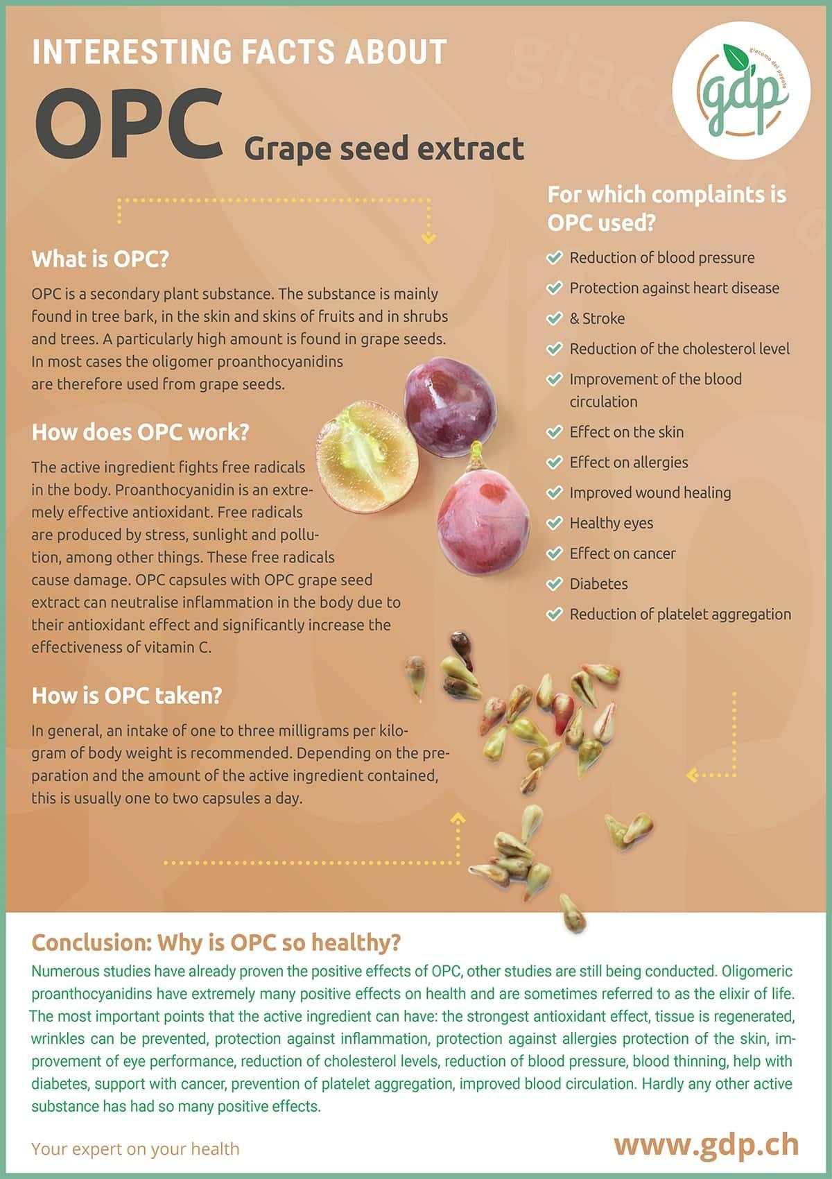 gdp infografic OPC