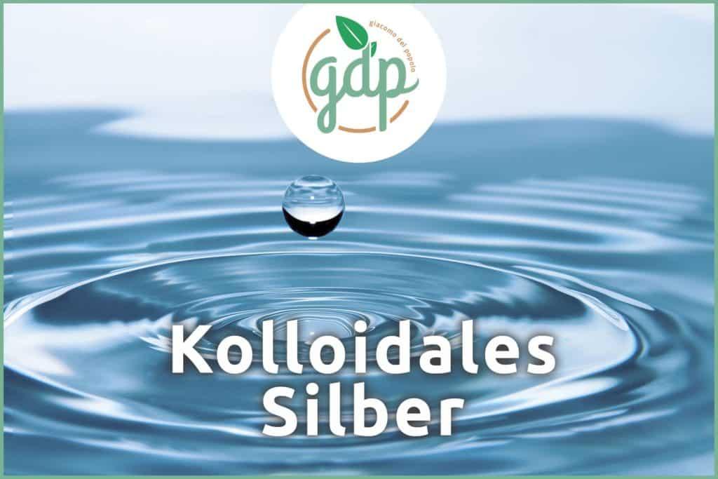 Kolloidales Silber gdp Titelbild