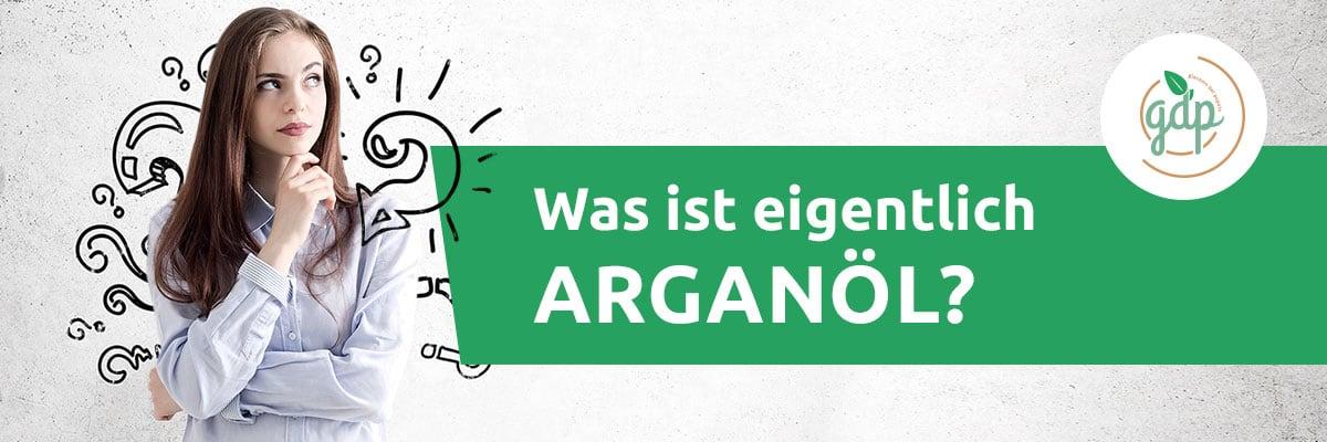 Was ist Arganöl