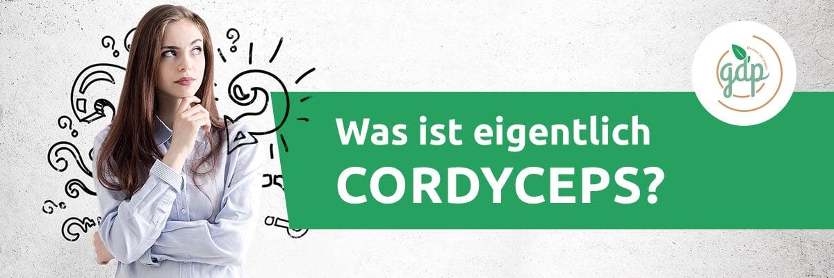Was ist Cordyceps