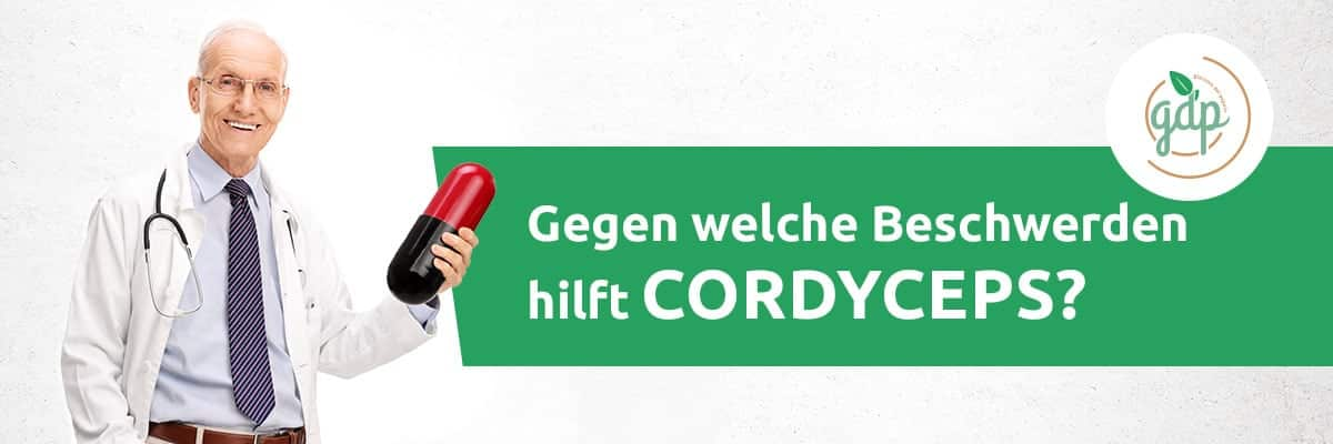 Hilft Cordyceps