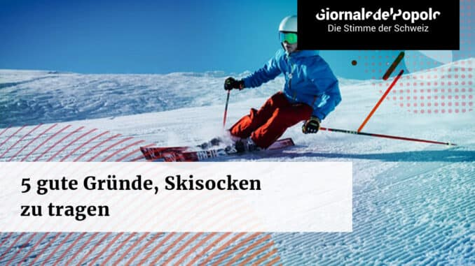 5 gute Gründe Skisocken zu tragen