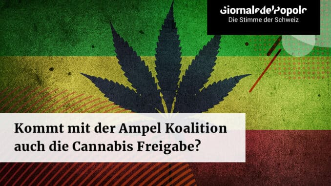 Kommt mit der Ampel Koalition auch die Cannabis Freigabe in Deutschland